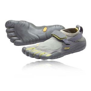 【送料無料】キャンプ用品 ビブラムmensfivefingersksoスポーツvibram mens fivefingers kso classic shoes grey sports gym breathable lightweight