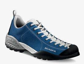 【送料無料】キャンプ用品 scarpamojitoshoes scarpa shoes mojito true blue man