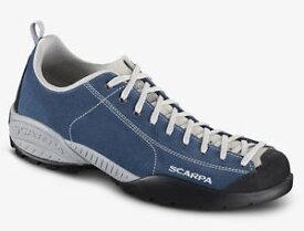 【送料無料】キャンプ用品 scarpamojitoshoes scarpa shoes mojito dress blue man