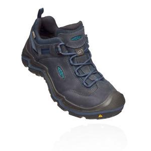 【送料無料】キャンプ用品 キャンプブーツmenskeen wanderer mens blue waterproof walking camping boots shoes
