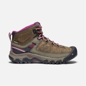 【送料無料】キャンプ用品 ハイキングブーツkeen targhee iii waterproof hiking boots women