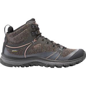 【送料無料】キャンプ用品 ブーツterradorawp womensブーツローズサイズkeen terradora mid wp womens boots walking boot raven rose dawn all sizes