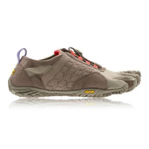 【送料無料】キャンプ用品 アセントレディースグレーパープルハイキングスポーツトレーナーvibram fivefingers trek ascent womens grey purple hiking sports shoes trainers