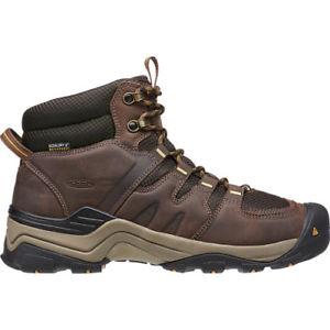 【送料無料】キャンプ用品 ブーツiiwp mensブーツコーヒーブロンズサイズkeen gypsum ii mid wp mens boots walking boot cee bean bronze all sizes
