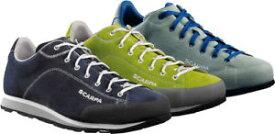 【送料無料】キャンプ用品 スカルパmensマルガリータスエードレジャーscarpa mens margarita suede leisure shoes