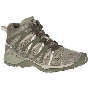 【送料無料】キャンプ用品 サイレンメッシュレディースウォーキングシューズオリーブmerrell siren hex q2 emesh gtx womens footwear walking shoes olive you