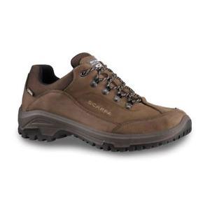 【送料無料】キャンプ用品 メンズウォーキングハイキングシューズブラウンscarpa mens cyrus goretex waterproof walking hiking shoes brown