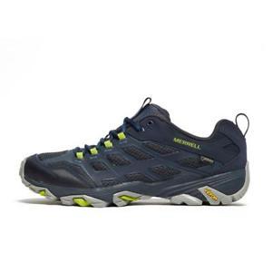 【送料無料】キャンプ用品 モアブウォーキングハイキングトレーナー merrell moab fst walking hiking trainers shoes brown