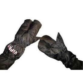 【送料無料】キャンプ用品 バイクスクーターモペットミットviper 100 waterproof motorbike scooter moped gloves over mitt