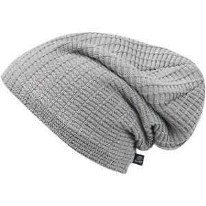 【送料無料】キャンプ用品 ジョンソフトニットシルバーグレーメランジュbrandit beanie john ajour soft knitted cold weather warm hat silver grey melange