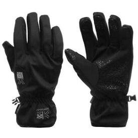 【送料無料】キャンプ用品 メンズサイズkarrimor transition gloves mens sizexl