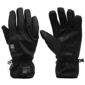 【送料無料】キャンプ用品 メンズウォーキングkarrimor transition gloves mens gents walking weather resistant water repellent
