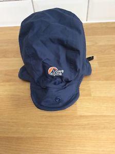 【送料無料】キャンプ用品 ロウアルパインlowe alpine gtx mountain hat cap large bnwt