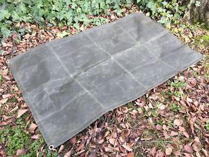 【送料無料】キャンプ用品 ワックスコットンアースマットwax cotton ground mat