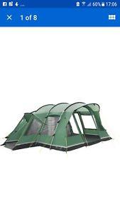 【送料無料】キャンプ用品 モンタナ6テントデラックスmontana 6 tent deluxe model includes full awning