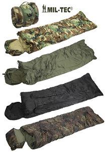 【送料無料】キャンプ用品 ミイラパイロットarmy combat military lightweight mummy surplus pilot camping sleeping bag