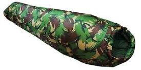 【送料無料】キャンプ用品 400dpm camo4シーズンミイラ highlander phantom 400 dpm camo 4 season technical mummy sleeping bag army
