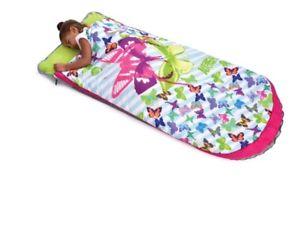 【送料無料】キャンプ用品 マットレスベッドcleverbedninja corp animal planet cleverbed inflating mattress bed sleeping butterfly