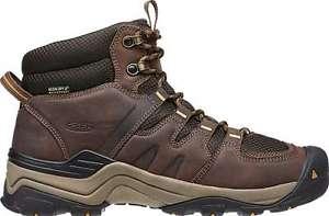 【送料無料】キャンプ用品 iiブーツkeen gypsum ii waterproof boot men