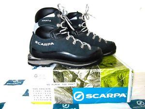 【送料無料】キャンプ用品 ハイキングブーツ¥scarpa manta womens hiking mountaineering boots uk5 eu38 rrp250