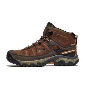 【送料無料】キャンプ用品 ウォーキングハイキングシューズブラウン keen targhee iii mid walking hiking shoes brown