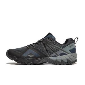 【送料無料】キャンプ用品 フレックスメンズウォーキングダークグレー merrell mqm flex gtx men's walking running shoes dark grey