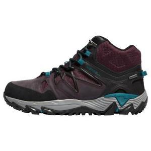 【送料無料】キャンプ用品 merrell2gtxブーツ merrell all out blaze 2 gtx women's walking boots purple
