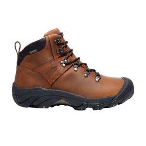 【送料無料】キャンプ用品 ピレネーメンズハイキングブーツブラウンkeen pyrenees mens hiking boots brown