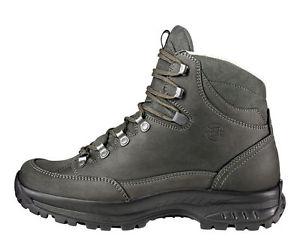 【送料無料】キャンプ用品 ライトトレッキングシューズオマハサイズhanwag light trekking shoes omaha size 11 46 ash