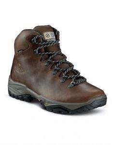 【送料無料】キャンプ用品 レディースウォーキングブーツscarpa terra gtx womens walking boots leather