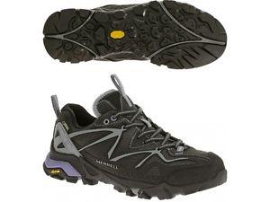 【送料無料】キャンプ用品 スポーツレディースウォーキングハイキングブーツwomens merrell capra sport gtx ladies walkinghiking boots shoes