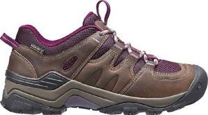 【送料無料】キャンプ用品 ダークパープルkeen gypsum ii wp wmns brindle dark purple