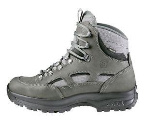 【送料無料】キャンプ用品 ライトトレッキングシューズオマハhanwag light trekking shoes omaha gtx gr8 42 polvere