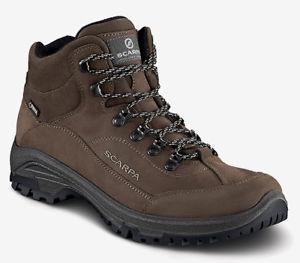 【送料無料】キャンプ用品 ブーティハイキングブーツモデルブラウンbootie hiking boots scarpa model cyrus mid gtx brown 13sc