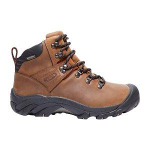 【送料無料】キャンプ用品 ピレネーハイキングブーツブラウンkeen pyrenees womens hiking boots brown