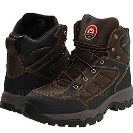 【送料無料】キャンプ用品 アイリッシュセッターメンズハイカーブラウンアルミトーワークブーツirish setter mens 6 ely hiker brown waterproof aluminum toe work boots 83400