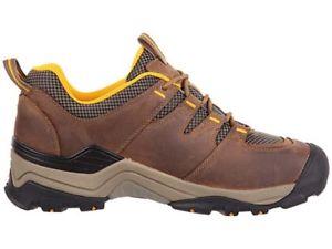 【送料無料】キャンプ用品 メンズハイキングシューズブラウンkeen gypsum ii waterproof mens hiking shoes brown