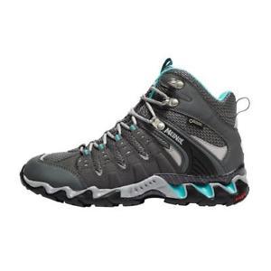 【送料無料】キャンプ用品 ミッドウォーキングブーツダークグレーmeindl respond mid gtx womens walking boots dark grey