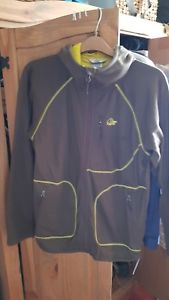 【送料無料】キャンプ用品 フリースパーカーロウアルパインlowe alpine zip through fleece hoodie xl reduced