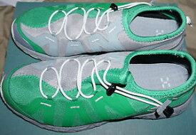 【送料無料】キャンプ用品 メンズハイブリッドハイキングウォーキングシューズサイズhaglofs mens hybrid shoes running hiking walking shoes uk size 9