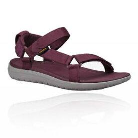 【送料無料】キャンプ用品 テバユニバーサルサンダルパープルteva womens sandborn universal summer shoes sandals purple