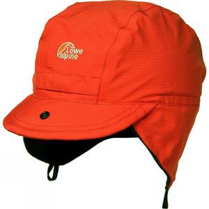 【送料無料】キャンプ用品 ロウアルパインクラシックマウンテンキャップlowe alpine classic mountain cap autumn red