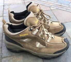 【送料無料】キャンプ用品 レディースゴアテックスウォーキングハイキングシューズサイズladies meindl goretex waterproof walking hiking shoes size uk 4 vgc