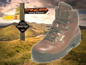 【送料無料】キャンプ用品 ゴアテックスレディースハイキングブーツサイズtrezeta gore tex womens vibram leather hiking boots size 5 38