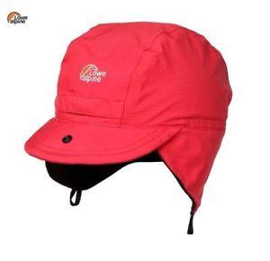 【送料無料】キャンプ用品 ロウアルパインクラシックマウンテンキャップミディアムレッドlowe alpine classic mountain cap medium red