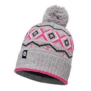 【送料無料】キャンプ用品 ニットキャップアスペンメランジュグレーグレーbuff knitted headwear, aspen melange greygrey vigore