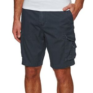 【送料無料】キャンプ用品 メンズショートウォークサイズquiksilver crucial battle mens shorts walk blue nights all sizes