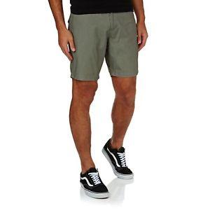 【送料無料】キャンプ用品 メンズショートウォークサイズvolcom archill short 18 mens shorts walk dusty green all sizes