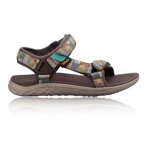 【送料無料】キャンプ用品 テバユニバーサルウォーキングシューズサンダルブラウングリーンスポーツteva womens terrafloat 2 universal walking shoes sandals brown green sports
