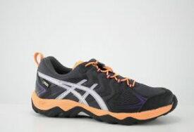 【送料無料】キャンプ用品 アシックスハイキングシューズグラファイトasics gelfujiviper gtx hiking shoes graphite uk 5 eu38